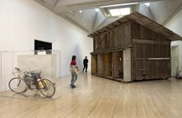 Installation view, Simon Starling, Turner Prize, 2005