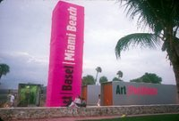 Where I won't be this week; photo courtesy Art Basel Miami Beach