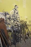 Swoon at Deitch Projects