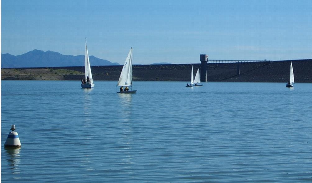 Desert sea new mexico and southwestern sailing october 2006 for Cochiti lake fishing
