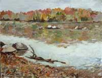 River Bend Park October 2005
