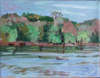 River Bend Park Mid-April 2006