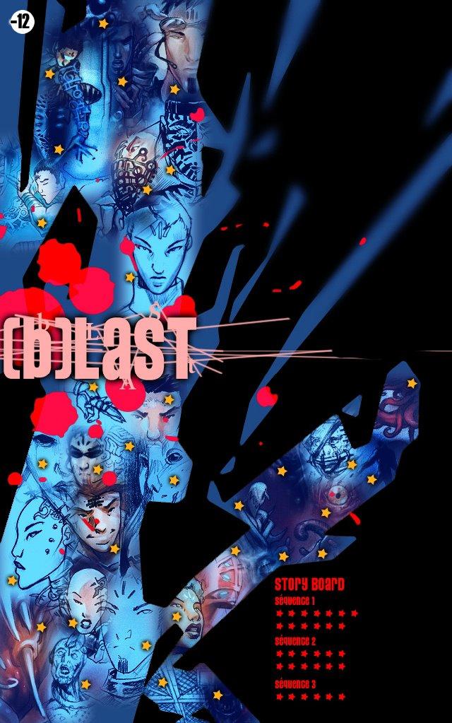 Blast Concept Art