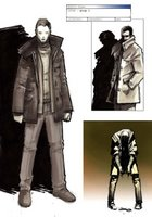 Concept Art for Lucas