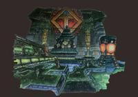 Anekbah-Qualisar Temple