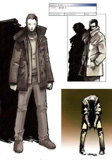 Concept Art for Lucas