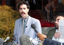 Borat sets the record straight