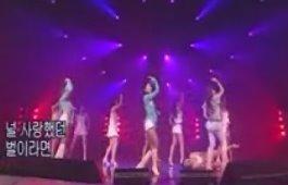 Korean Girl Has Seizure Onstage