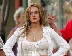 Lohan's heat exhaustion excuse doesn't fly with exec