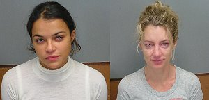 Michelle Rodriguez and Cynthia Watros arrested for DUI