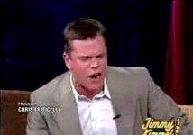 Matt Damon Storms Off Jimmy Kimmel Set