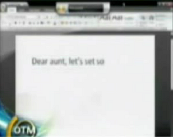 Windows Vista Voice Recognition Demo Gone Awry
