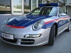 Police test Porsche patrol car