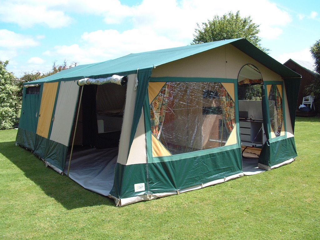 The only reason we are selling our trailer tent is now our children are making their own plans for holidays its unlikely just the two of will use this ... & Conway Mirage