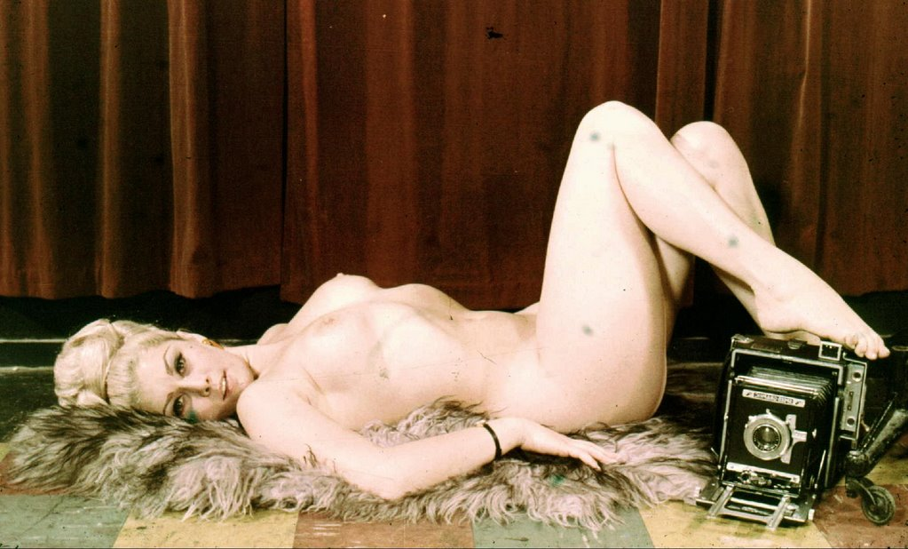 Silent Porn Star Teri Martine