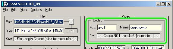 Avc1 кодек скачать