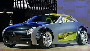 Concept Car: Nissan Urge