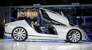 Concept Cars: Saab Aero X - concept car
