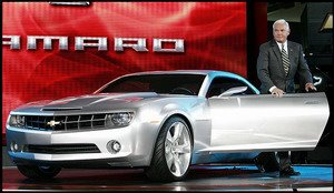 Camaro Concept Car - New Camaro Cars