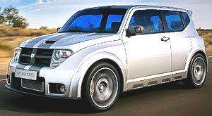 Car Concept : New Dodge Hornet Concept Cars