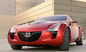Concept Cars: Mazda Kabura