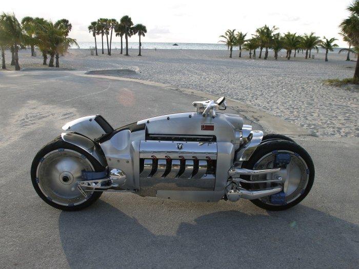 La moto más rápida del mundo