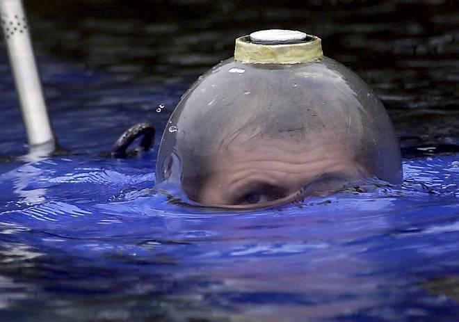 как подводная лодка видит куда плыть