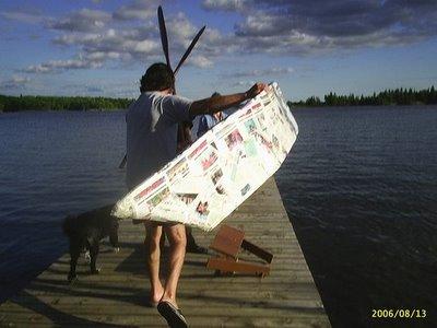 paper boat 5 Kapal Terbuat Dari Kertas Bisa Ditumpangi & Mengambang