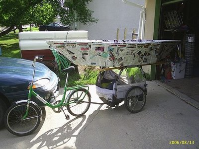 paper boat 7 Kapal Terbuat Dari Kertas Bisa Ditumpangi & Mengambang