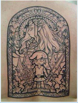 Cel Zelda
