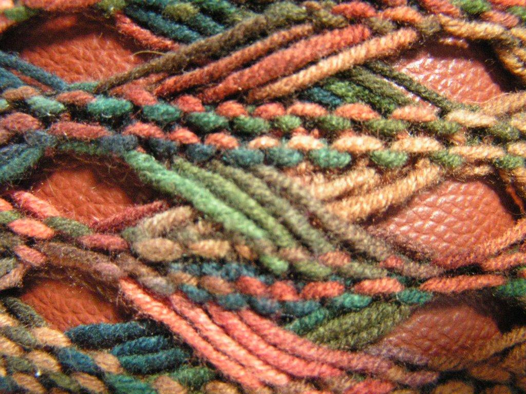 Cross Stitch Knitting Pattern Scarf : The Shiz-knit!: Cross-Stitch Scarf