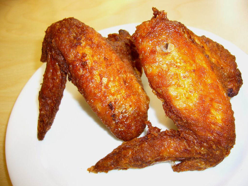 Best fried chicken wings for How to make the best chicken wings
