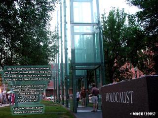 Memorial ao Holocausto em Boston