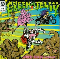 Green Jellÿ - Cereal Killer Soundtrack (1993)