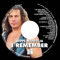 Beppe maniglia - cover de 'I Remember'