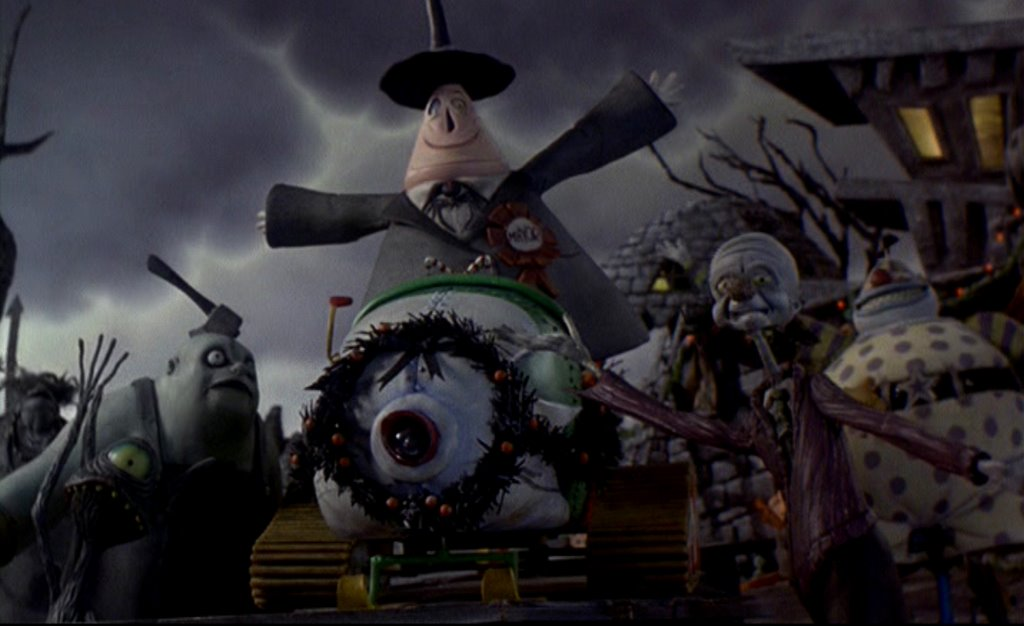 the ward o matic my obligatory nightmare before christmas post