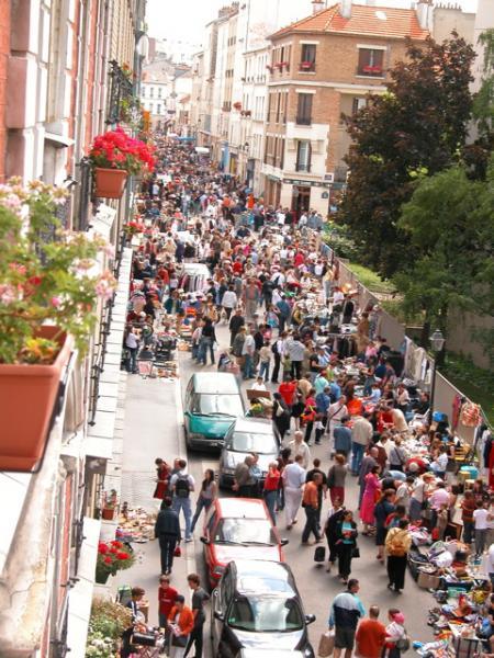 La butte aux cailles paris juillet 2006 - Restaurant butte aux cailles ...