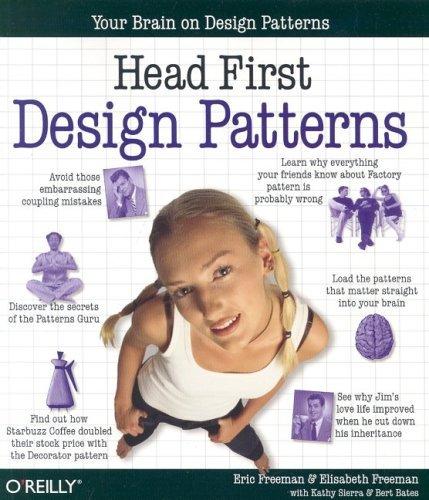 Mais um Head First: Design Patterns   Free Thoughts