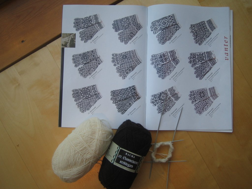 marie fly fly: Selbu knitting