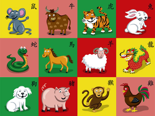 Got to work on a Chinese New Year poster for kindergarteners this week