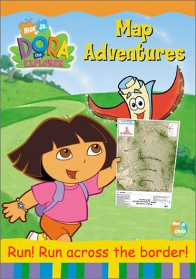 Dora the Explorer's coming to take our jobs! She'll take our jerbs!