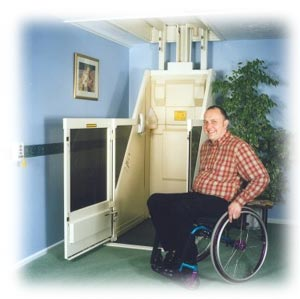 Domestic Wheelchair Lift