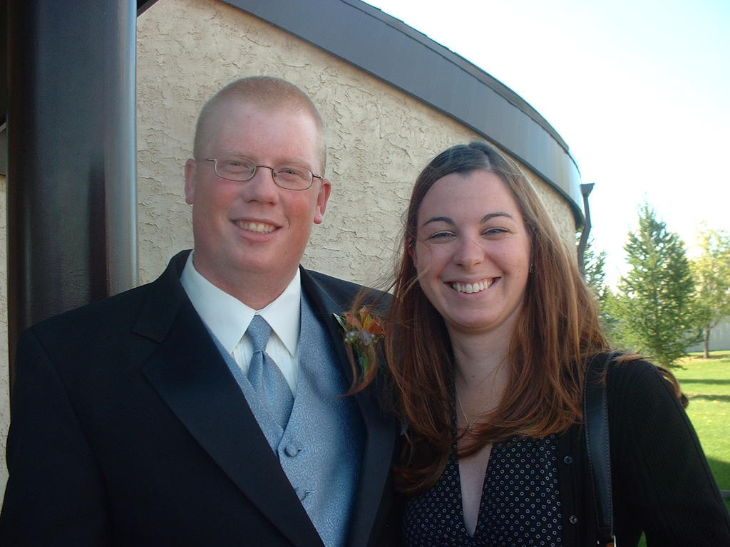 Brad reiter wedding