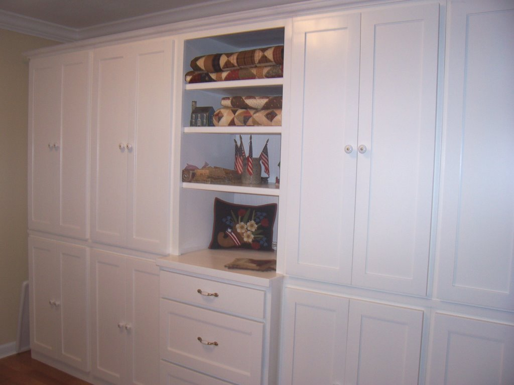Patchalot More SEWING ROOM CABINETS