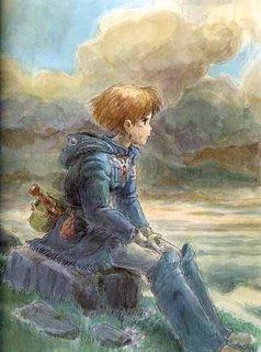 我最愛的宮崎駿動畫--風之谷Nausicaa