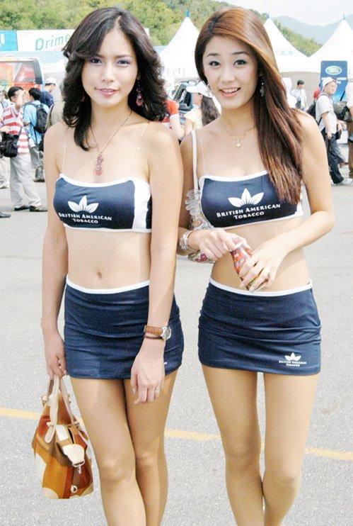 sexy racequeen babes
