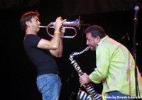 Rick Braun and Richard Elliot