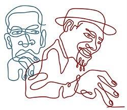Coltrane and Monk