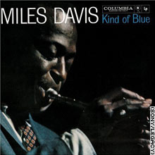 Davis' 'Kind of Blue' is considered one of the greatest albums of all time.