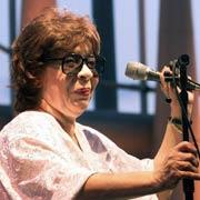 Shirley Horn performs in 1999 during the 39th jazz festival of Antibes Juan-les-Pins, France. By Pascal Guyot, AFP/Getty Images